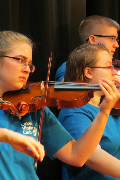 Laker School Strings Group