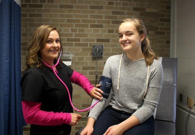 Scheurer Wellness Clinic nurse
