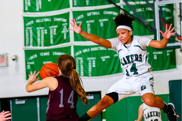 Laker Girls Basketball Michigan