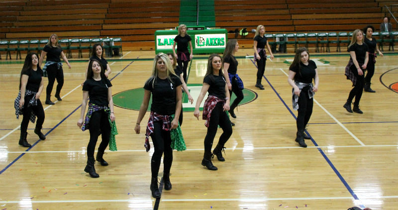 Laker Dance Team