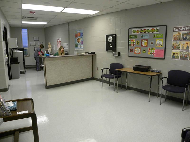 Laker School Health Michigan