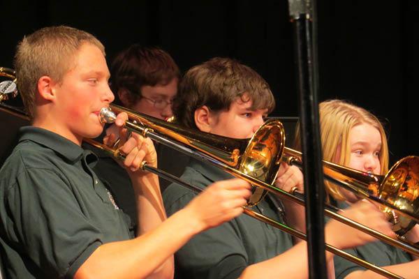 Laker School Junior Band