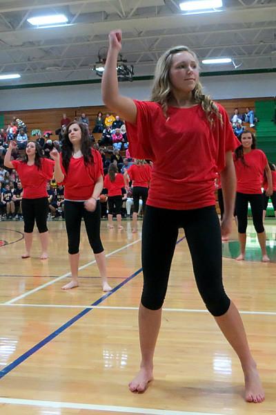 Laker Schools Dance Team