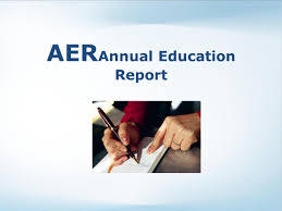 Annual Education Report image