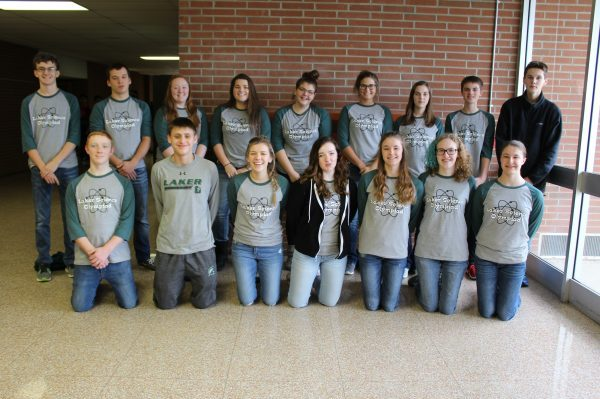 Laker Science Olympiad team 2017