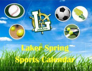 Laker spring sports image