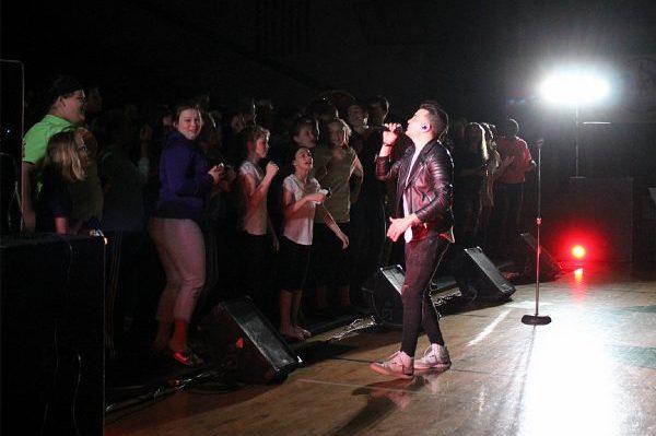 Emir Sensini concert