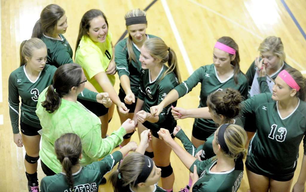 HDT volleyball