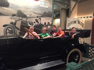 4th gr trip Henry Ford Museum