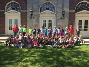 4th gr trip to Henry Ford Museum