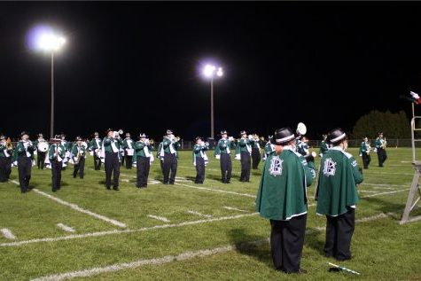Laker marching band