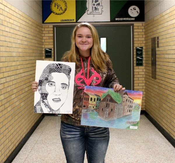 Haley artist of the month