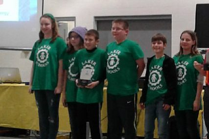 VEX IQ 6th gr team