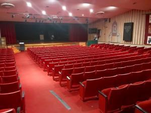 current auditorium