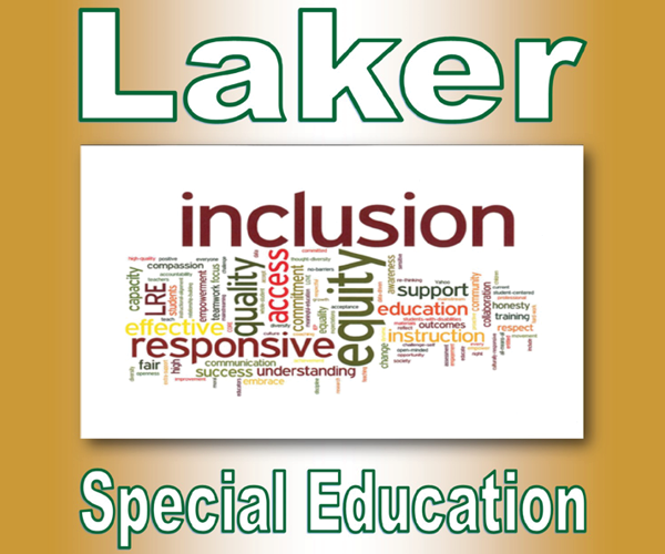 Special Education at laker schools