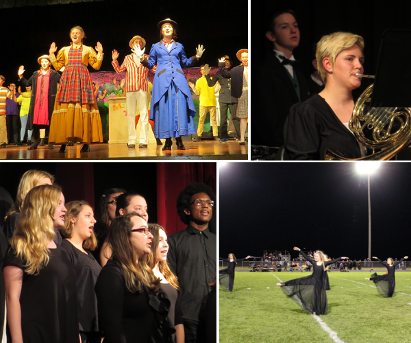 performing arts laker schools