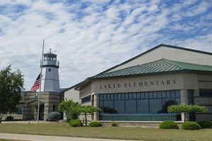 laker school district Michigan elementary school
