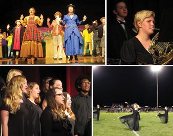 laker school district Michigan theater