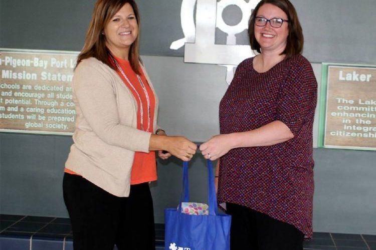 Heather K PBIS grant