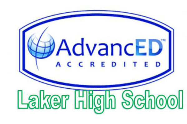 AdvancED Accredited Laker High School