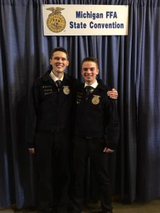 Andrew and Andrew FFA state