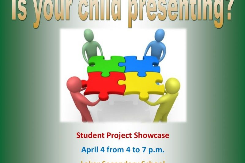 student project showcase