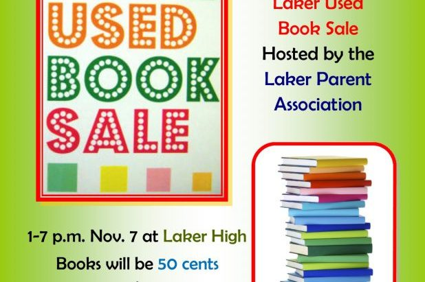 used book sale