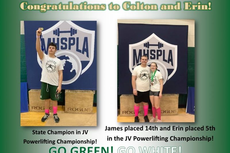 powerlifting champs