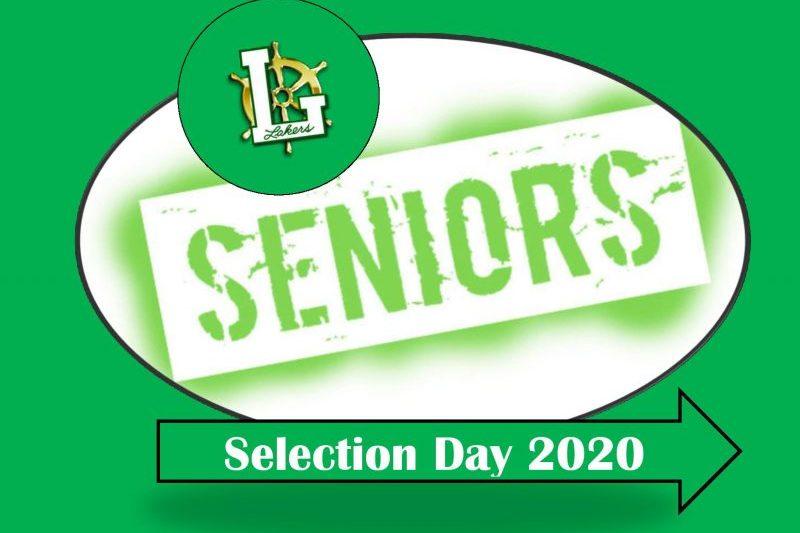 senior selection day