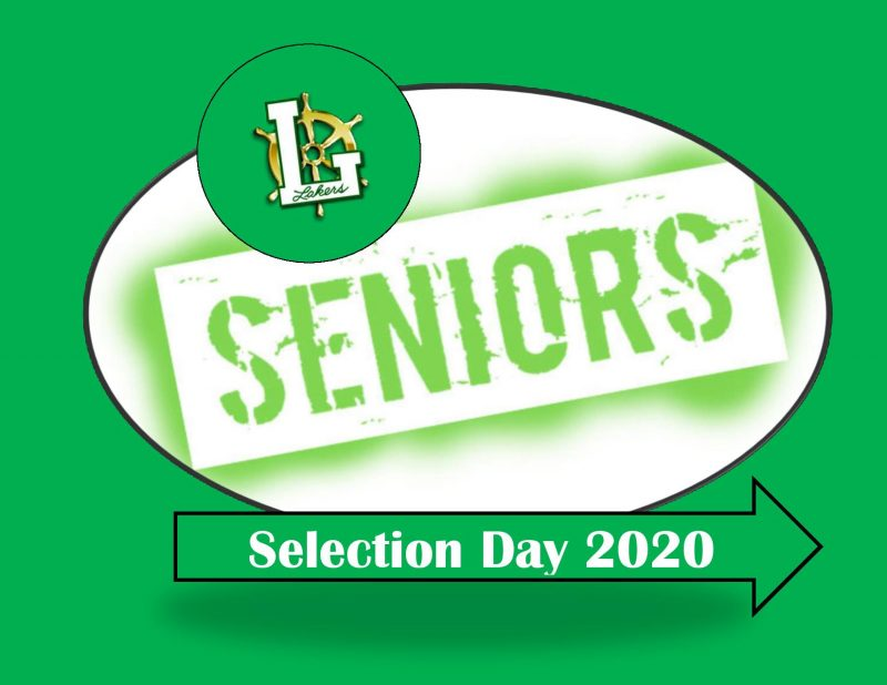senior selection day