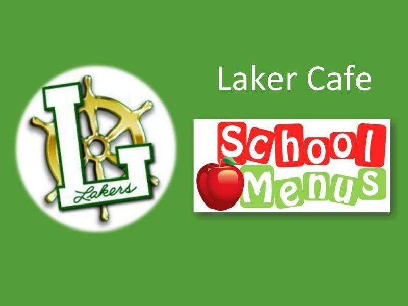 laker cafe menus