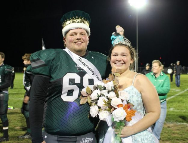 HC king and queen