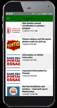 laker-school-mobil-app