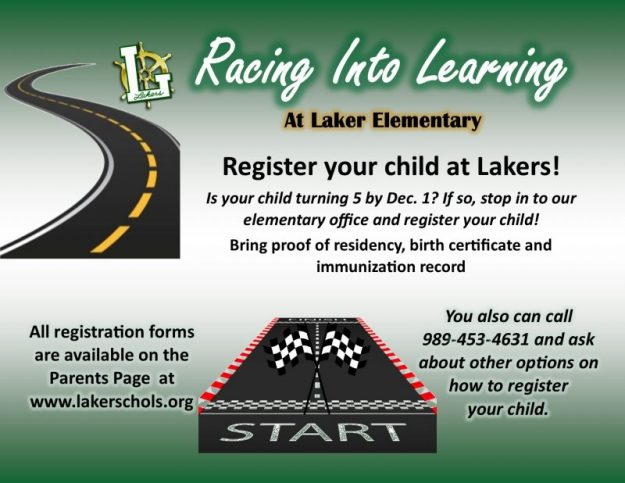 racing into learning