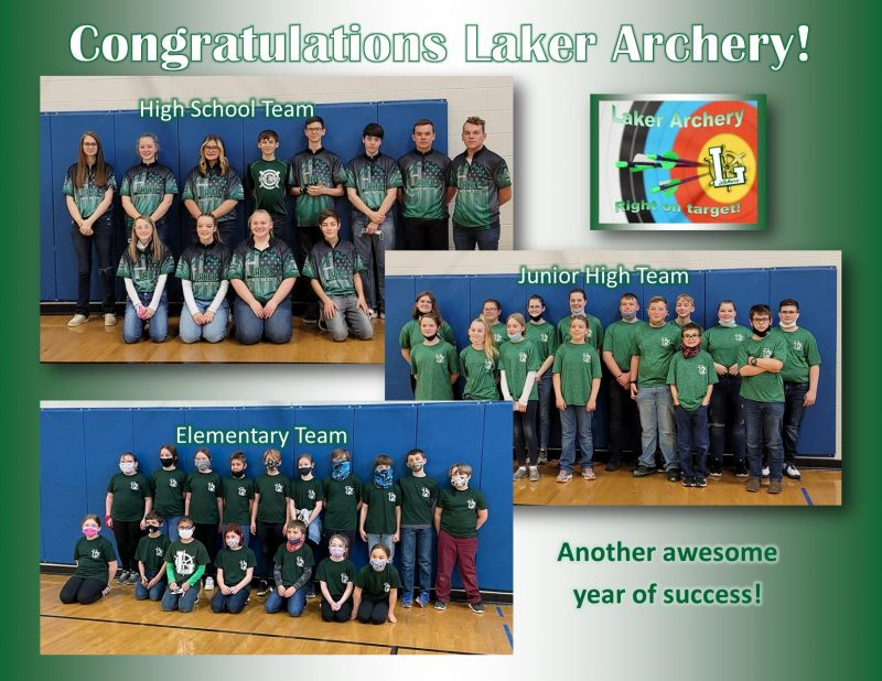 congrats archery