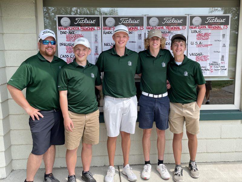 golf team 2021