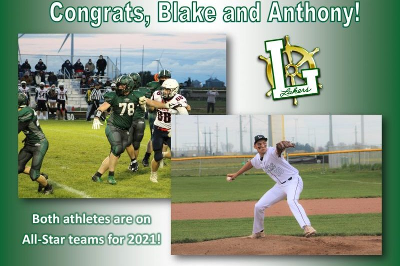 congrats blake anthony