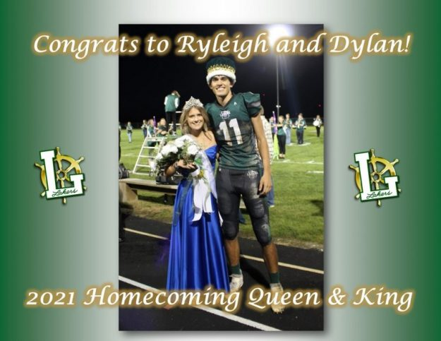 homecoming king queen